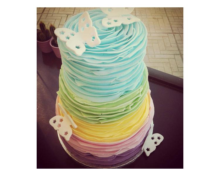 Καταπληκτική τούρτα by Louiza Pastry