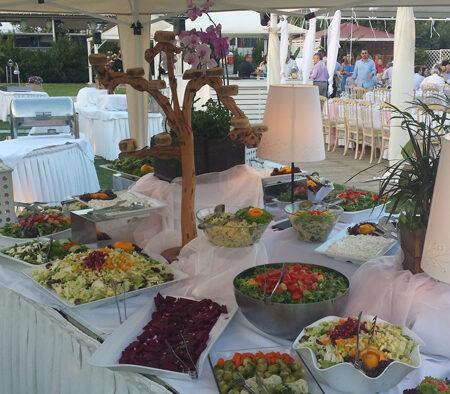 ΔΕΞΙΩΣΗ Catering