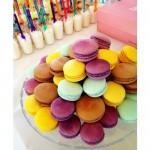 Πολύχρωμα special macaron μας πάντα εντυπωσιάζουν by Louiza Pastry Boutique