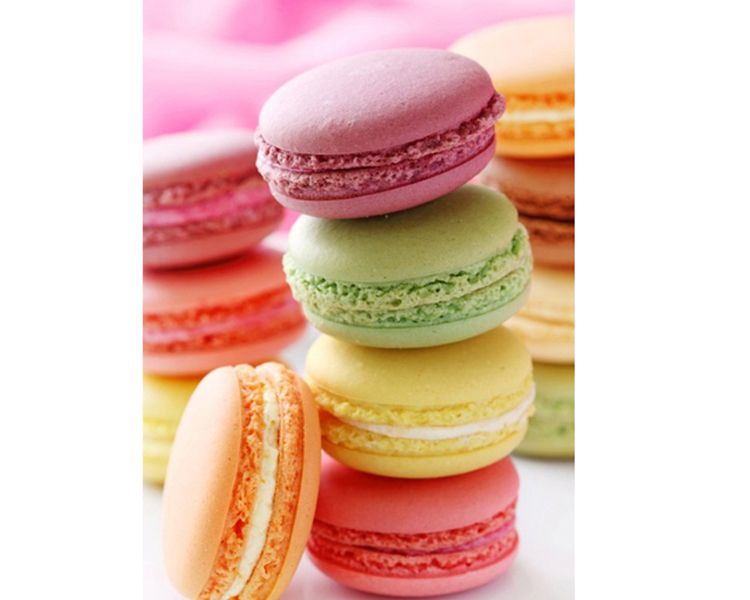 Macarons by Luisa Pastry