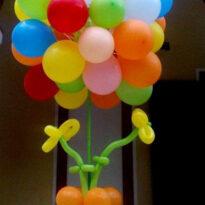 Πολύχρωμα μπαλόνια Bobos Club