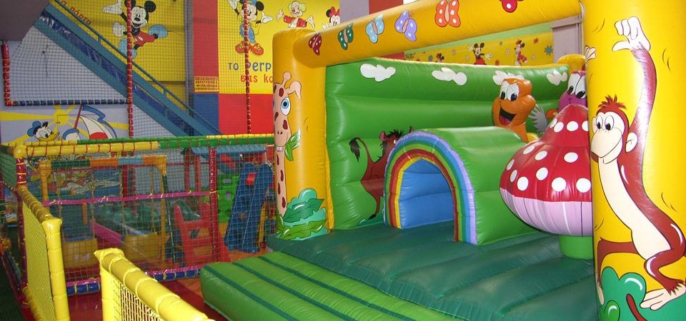 Όλα για το παιδί: Παιδικό πάρτυ