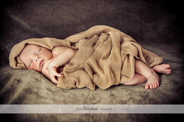 New Born Φωτογράφιση