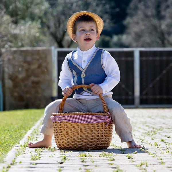 Χειροποίητα βαπτιστικά ρούχα για αγόρια