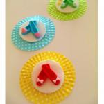 Θέλετε γλυκά με θέμα τα παπουτσάκια της Tinkerbell, της Minnie, της Σταχτοπούτας;