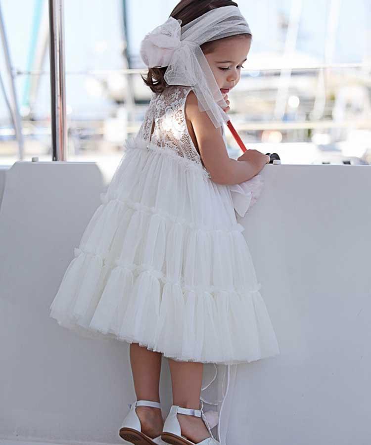 φόρεμα για βάπτιση