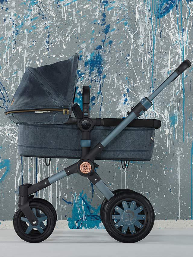Diesel βρεφικο καρότσι για μωρά με στυλ