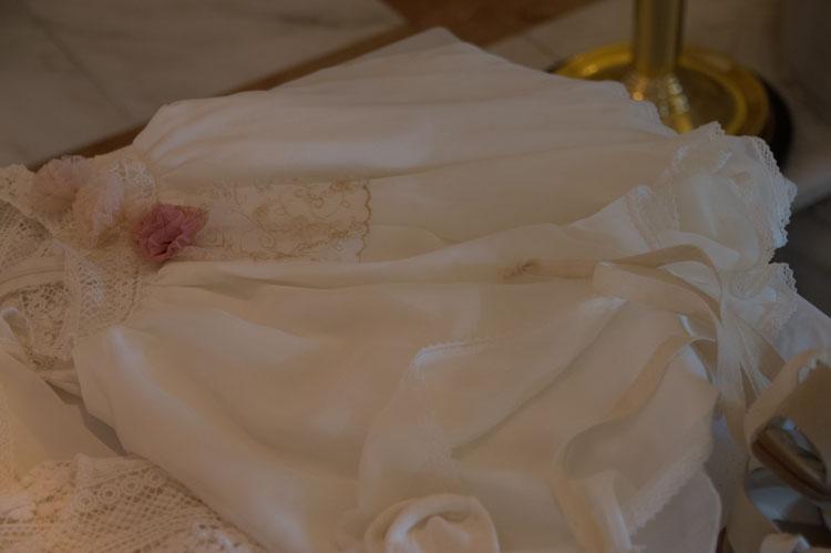 Το πιο ομορφο βαπτιστικο φορεμα Αριαδνη