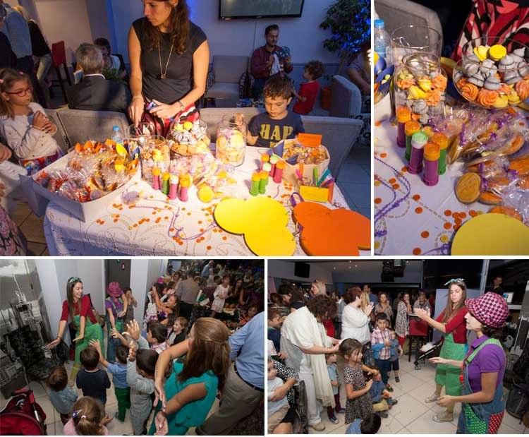 βαπτιση party ideas