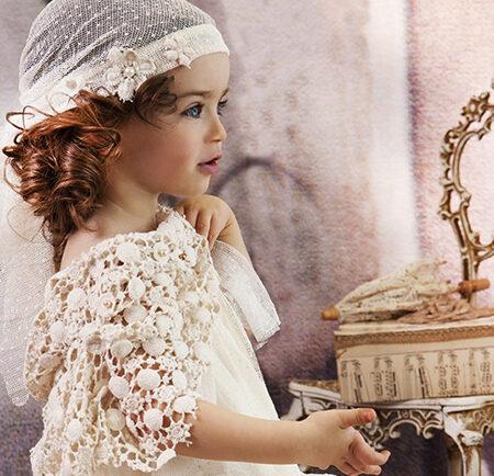 Βαπτιστικά ρούχα για κορίτσια
