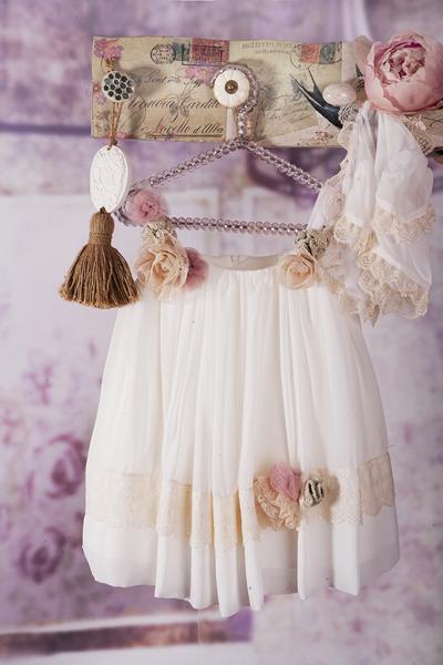 Βαπτιστικά ρούχα για κορίτσια Felicita - Vaptisimag.gr - Παιδί ... 778d596be3f