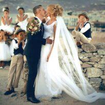 Γαμος σε νησί