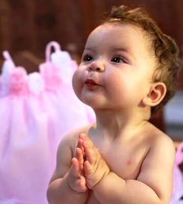 Η βάπτιση μου