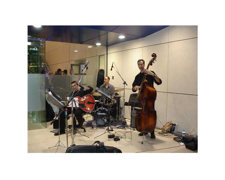Live Music για special dinners & events, Hi-Power.