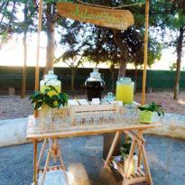 Βάπτιση-Γάμο:  Σπιτική λεμόνάδα Mπομπος Club