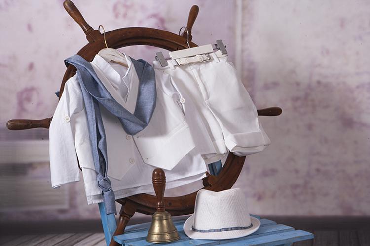 9df0ce5a306b Βαπτιστικά ρούχα για αγόρια με θέμα το καλοκαίρι - Vaptisimag.gr ...