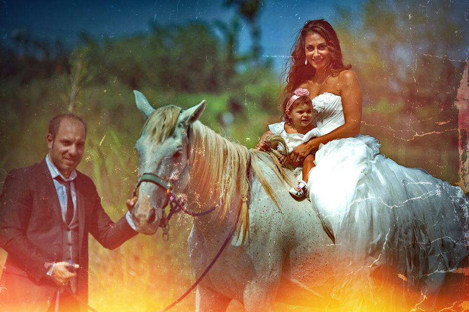 Γάμος και βάπτιση μαζί