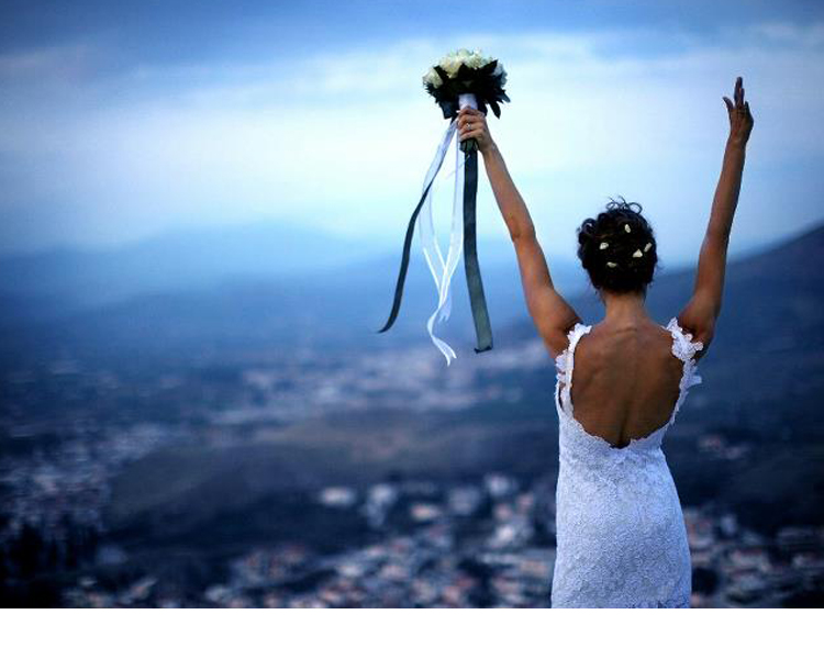 Φωτογράφηση γάμου- Panos Rekouniotis