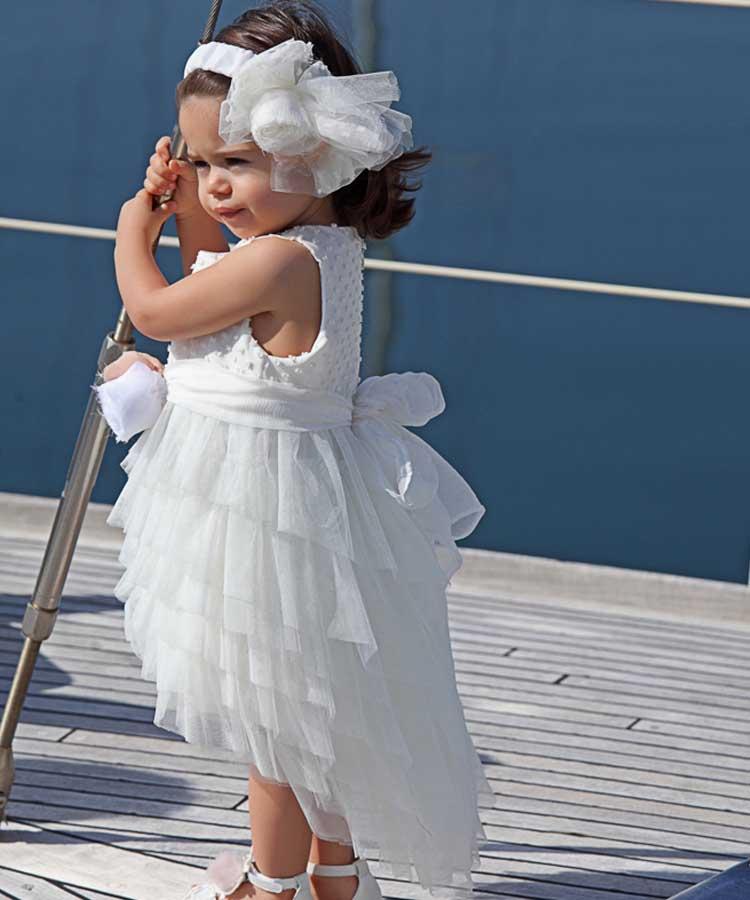 Ασυμμετρο φορεμα βαπτισης - Vaptisimag.gr - Παιδί   Βάπτιση-Iδεες ... 99fa05c2e28